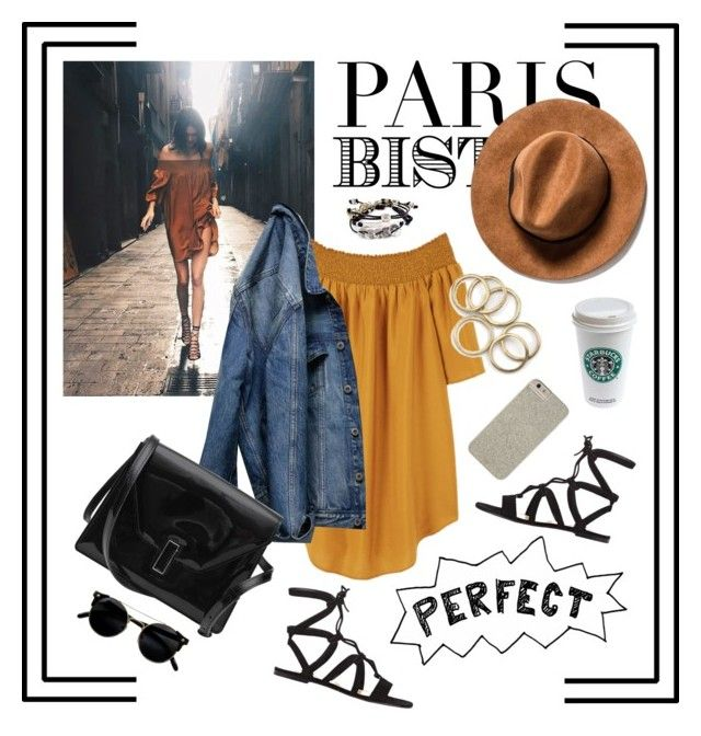 Perfect parıs by afitabiyigun on Polyvore featuring polyvore, fashion, style, MANGO, Gianvito Rossi, Valextra, Robert Lee Morris, Case-Mate, H&M and clothing