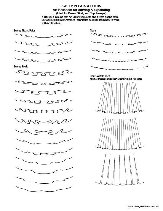 Adobe Illustrator Brushes - My Practical Skills | My Practical Skills