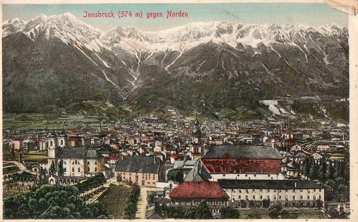 Innsbruck, Austria. 1915.
