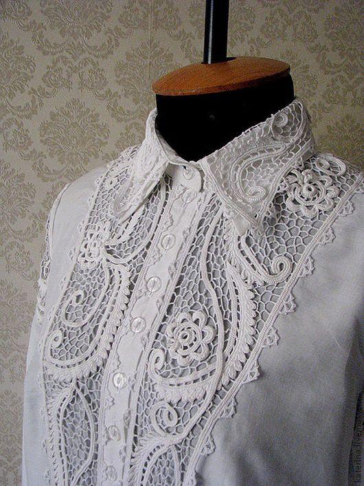 Блузки ручной работы. Блузка