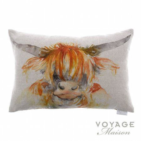 Voyage Maison Country Angus Cushion