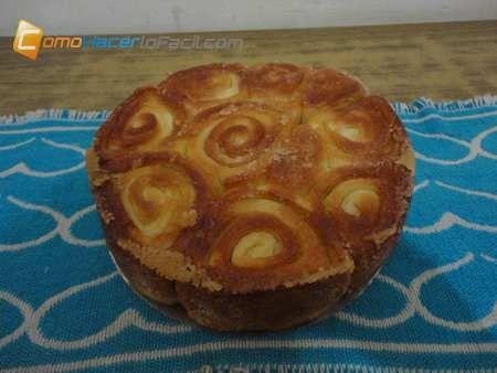 Torta húngara o torta de los 80 golpes