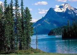 Góry, Jezioro, Nowa Zelandia