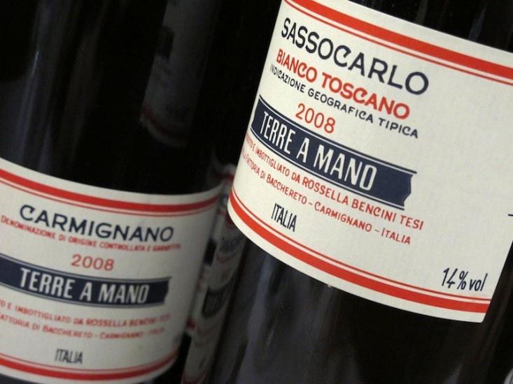 Fattoria di Bacchereto Terre a Mano  www.bioenoteca.it  #vino #bioenoteca