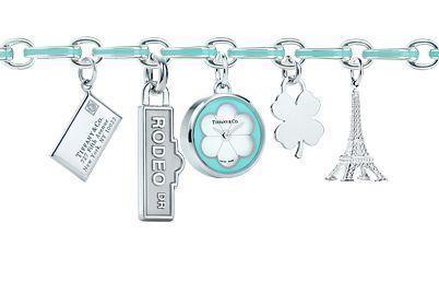 Tiffany Charm Bracelet