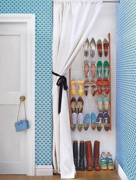Идея хранения обуви / Организованное хранение / ВТОРАЯ УЛИЦА