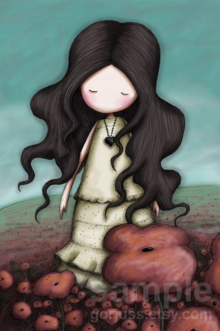 Suzanne Woolcott (gorjuss) ... | Kai Fine Art