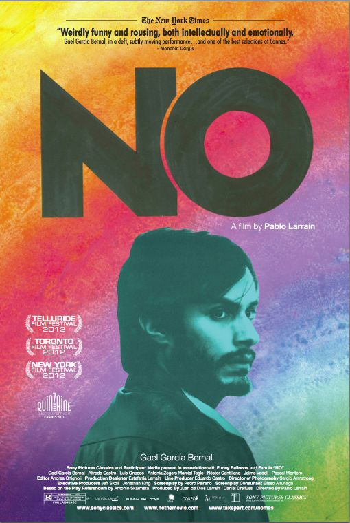 Best Foreign Film Academy Award nominee: NO the movie