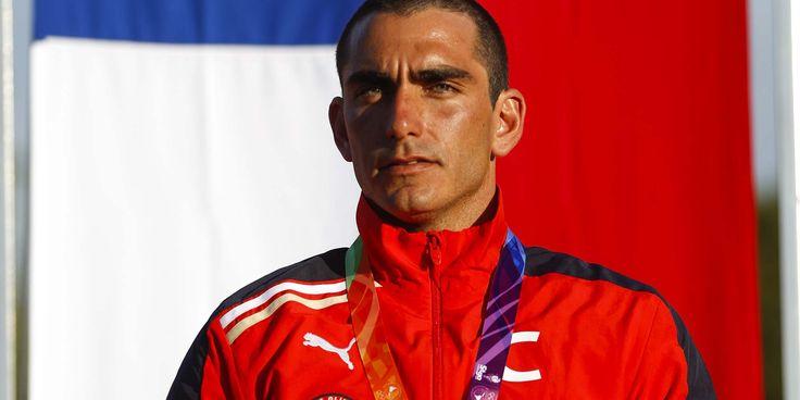 Rodrigo Miranda, medalla de oro para Chile, esquí naútico, salto, Juegos Suramericanos Santiago 2014