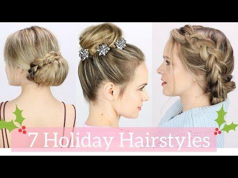 7 Ünnepi frizura, amit 5 perc alatt el tudsz készíteni! - praktikushaziasszonyok