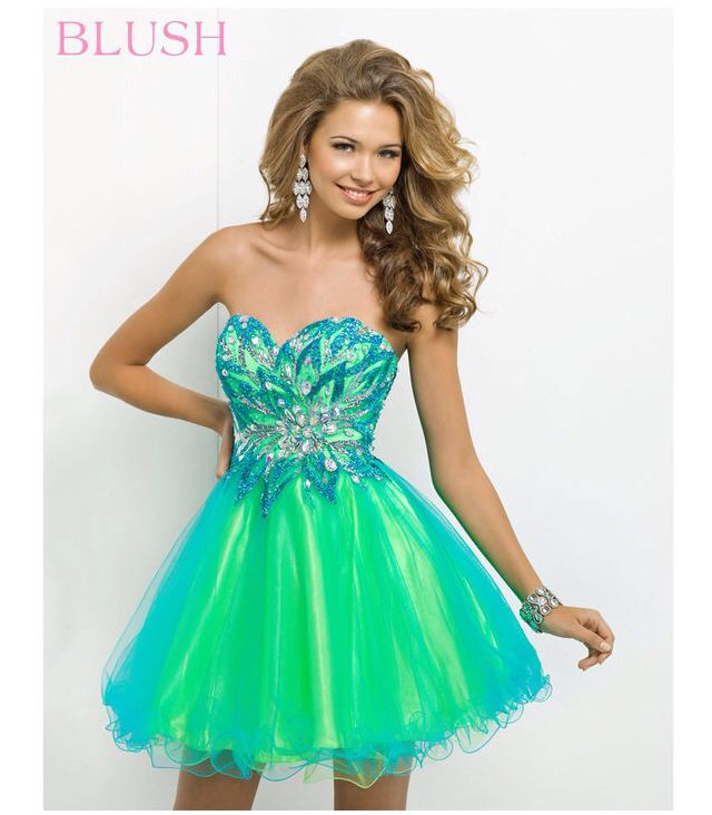 139 best images about Prom dress on Pinterest | Neon, Prom dresses ...