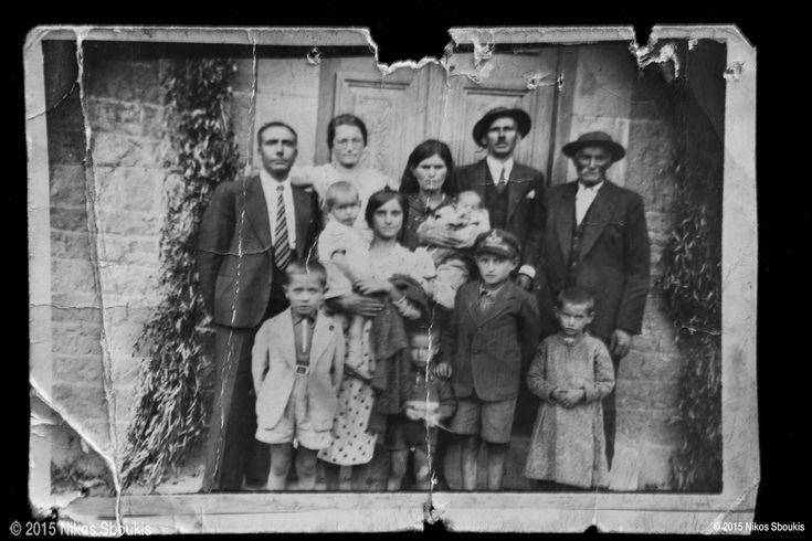 Άνω Χώρα,  ≈ 1936,  Σμπούκης