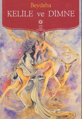 kelile ve dimne - beydeba - antik kitap  http://www.idefix.com/kitap/kelile-ve-dimne-beydeba/tanim.asp