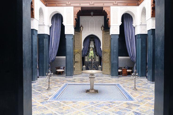 Hôtel Royal Mansour Marrakech Maroc