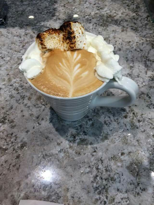 Made with love @ Mitsu Sweet Café, Moose Jaw, Saskatchewan Canada http://www.mitsucafe.ca/