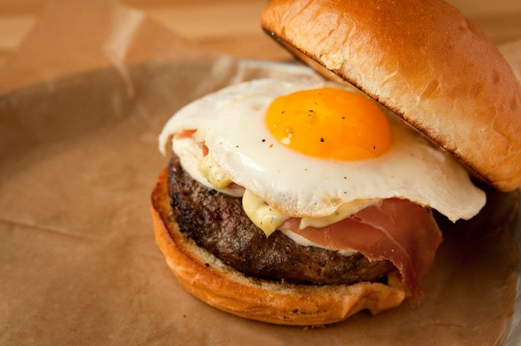 Burgelijk, create your own delicious hamburger.