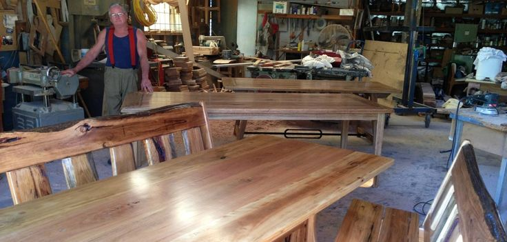 Christopher Bennell Furniture - High Quality Handmade Dining Tables.