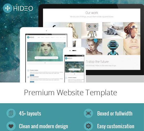 Bootstrap portfolio Website: Free Download