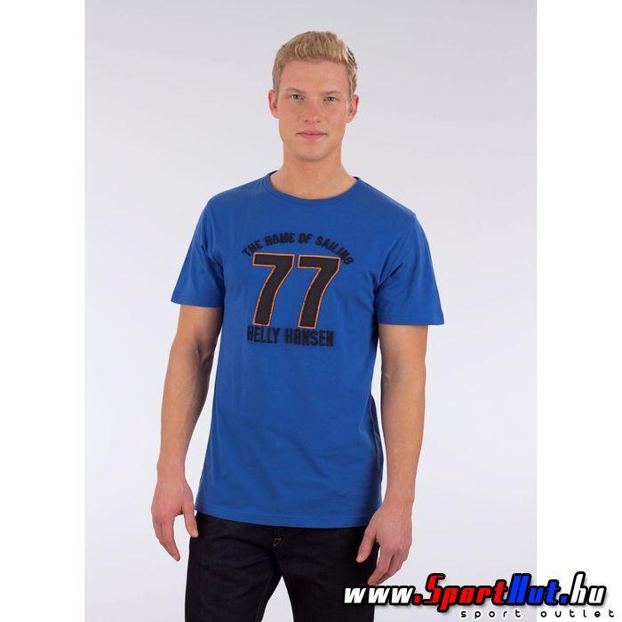 Helly Hansen férfi póló Graphic SS TEE kék színben