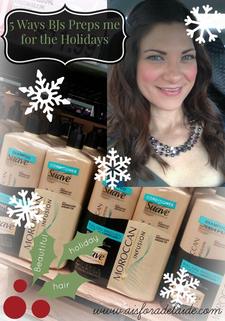 5 Ways BJs Wholesale Preps me for the #Holidays! #sponsored #aisforadelaide