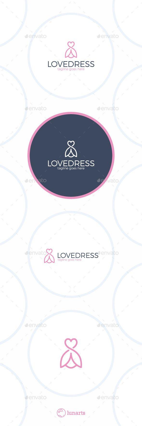 15 Must-see Fashion Logo Design Pins