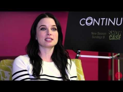 GATE Magazine interviews Rachel Nichols of CONTINUUM before the start of Season 3
