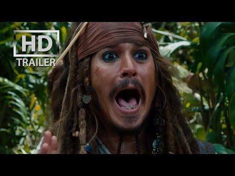 Fluch der Karibik 4 : Fremde Gezeiten | [HD] OFFIZIELLER Trailer #1 D (2011) 3D Johnny Depp - YouTube