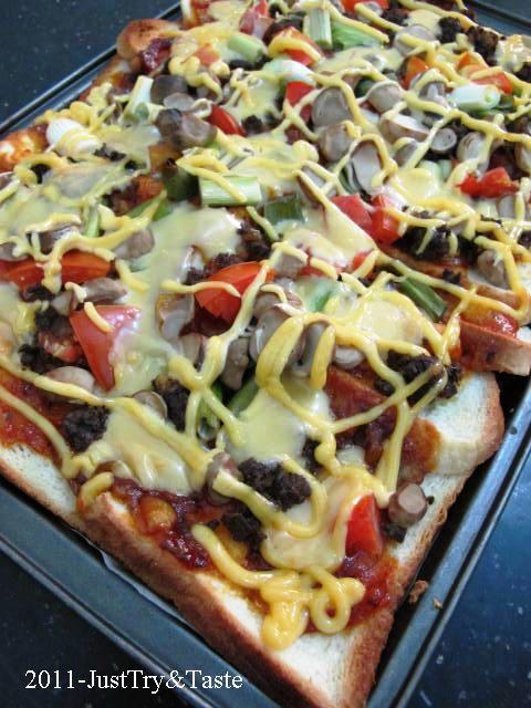Lazy Pizza