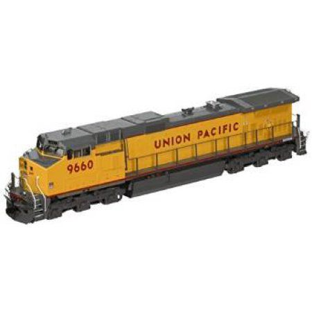 Free Shipping. Buy Kato USA Model Train Products #9660 HO Scale GE C44-9W Union Pacific at Walmart.com