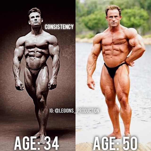 "🔥😳CONSISTENCY - When you look at people who are successful, you will find that they aren't the people who are motivated, but have consistency in their motivation."" -Arsene Wenger.  From 34 years old to 50 years old!  Thoughts? 🤔Opinions? What do you guys think?  COMMENT BELOW!  Athlete: @francisbenfatto.  TAG SOMEONE who needs to lift!  _________________  Check out our principal account: @fitness_legions for the best fitness and nutrition information!  Like✅ us on Facebook👉: ""Legions…"