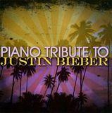 Piano Tribute To Justin Bieber [CD], 9247