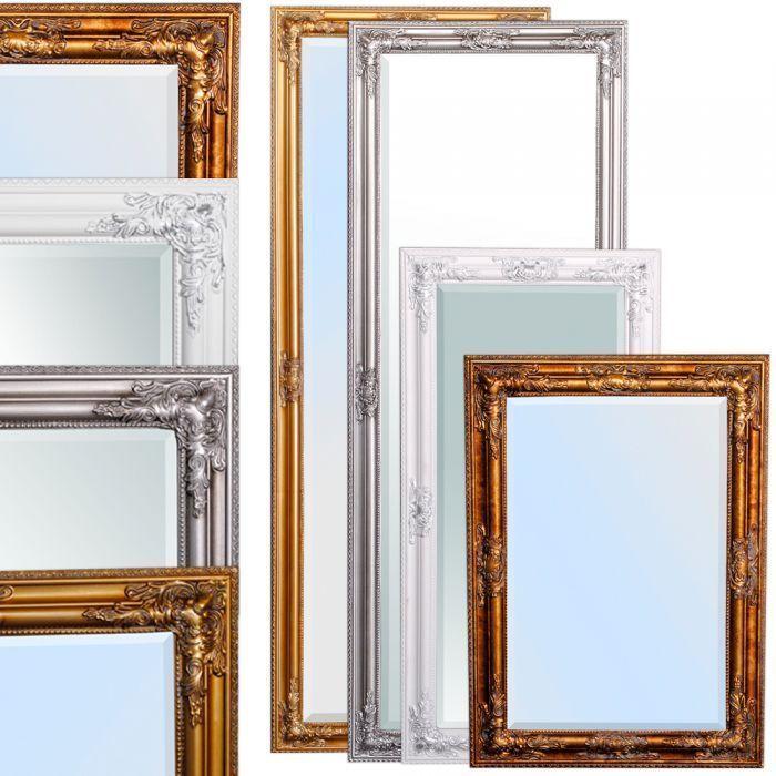 spiegel holzrahmen antik. Black Bedroom Furniture Sets. Home Design Ideas