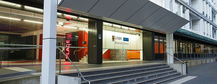 unsw | ... outcomes Business School funded research UNSW Goldstar research grants