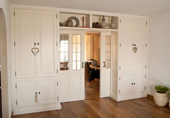 28 best images about en suite doors on pinterest - Muur hutch ...