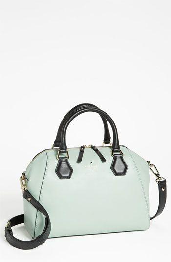 kate spade new york 'catherine street - pippa' satchel in Dusty Mint