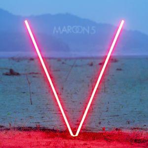 """V (Maroon 5 ) V (por el número romano 5, en inglés: Five) es el quinto álbum de estudio de la banda estadounidense Maroon 5. El álbum cuenta con el sello discográfico de Interscope y fue lanzado el 2 de septiembre de 2014. Está producido por Max Martin, Benny Blanco, Ryan Tedder, Noel Zancanella, Shellback, Sam Martin, y Noah """"Mailbox"""" Passovoy. En este álbum regresa el tecladista Jesse Carmichael después de su ausencia en Overexposed. POP ROCK"""