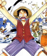 Monkey D. Luffy Becomes Pirate King Before & After - One Piece ...