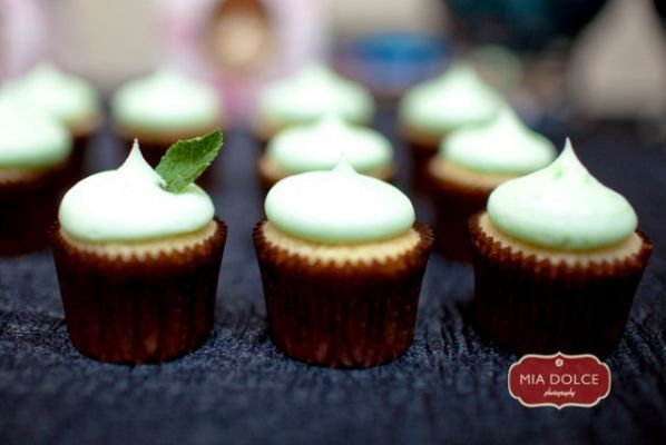 CUPCAKE WARS WINNING KENTUCKY DERBY MINT JULEP CUPCAKES