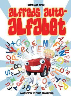 Bognørden: Alfreds auto alfabet