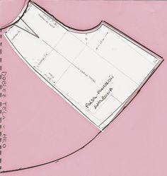 """Tema 40 La falda-pantalón de """"Amazona"""""""