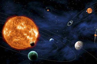 Mundo Curioso : Descubren el objeto más distante del sistema solar...