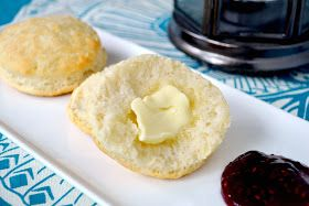 "buttermilk biscuits recipe. I may have finally found my go to biscuit recipe! I substituted 1 tbsp of vinegar + 1 cup milk for a cup of buttermilk. For ""cake flour"" remove 2 tbsp of all purpose flour from 1 cup of all purpose flour and replace with 2 tbsp of cornstarch, sift."