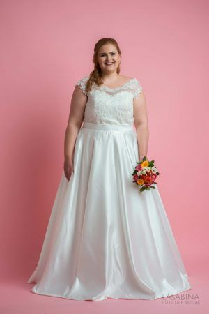 a736d8e0da1 Plus size wedding dress Archives - lsplussizeweddingdress