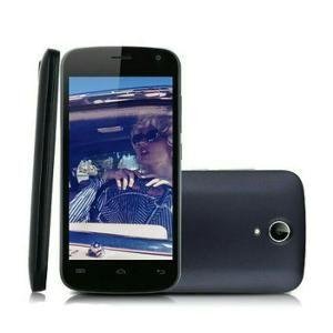 Handphone smart phone hp cina 3G ram 1 gb rom 8 gb Doogee X3 4,5 inci warna hitam