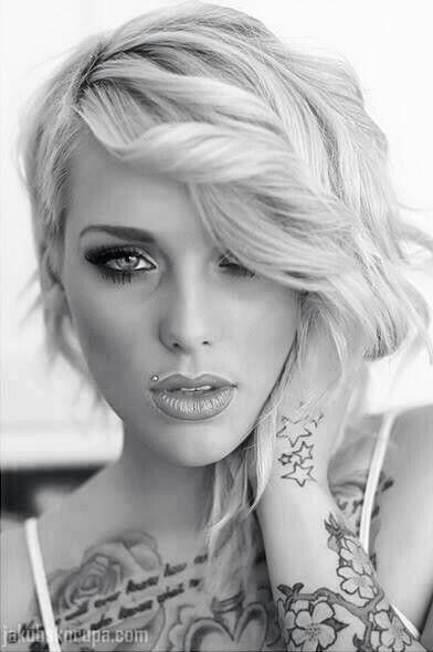 Love her piercing