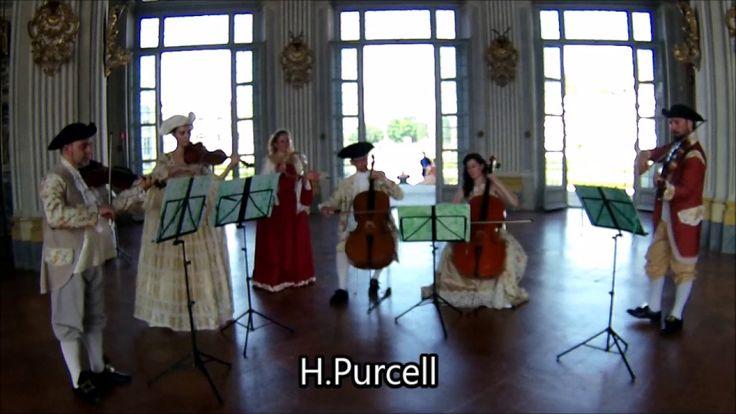 Progetto Andrienne: musica nelle corti