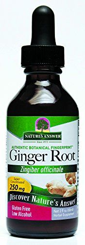 Nature's Answer Ginger Root with Organic Alcohol, 2-Fluid Ounces - http://alternative-health.kindle-free-books.com/natures-answer-ginger-root-with-organic-alcohol-2-fluid-ounces/