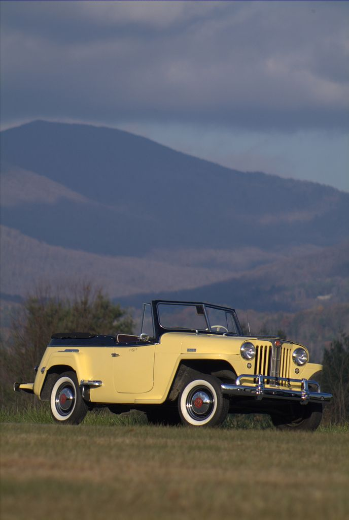 17 best images about willys jeepster on pinterest