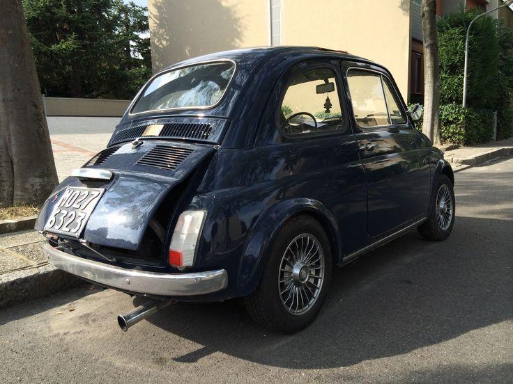 Fiat 500 d - 1971