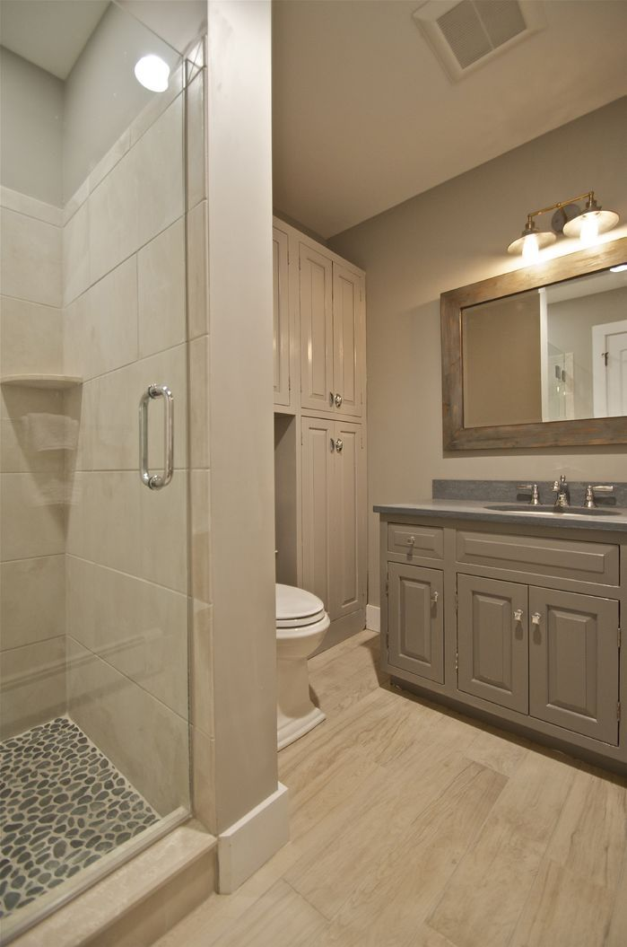 Cool Contemporary Bathroom photo by kellydesigns Of CT